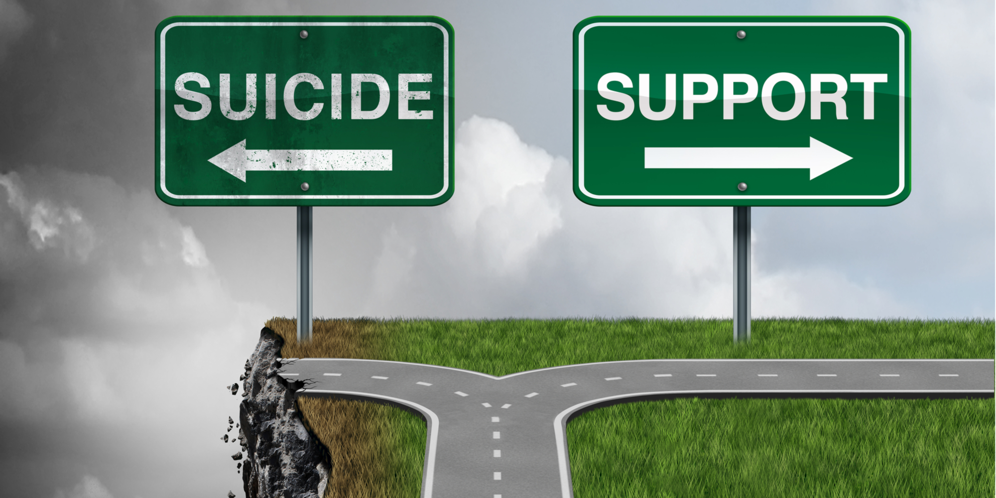suicide rates during COVID